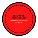 ISFDyT 15 - PROFESORADOS